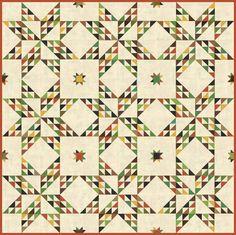 Moda 12 Pack Fat Quarter Free Pattern--numerous fat quarter patterns