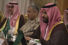 Saudi Arabia Wants to Roll Back Iran