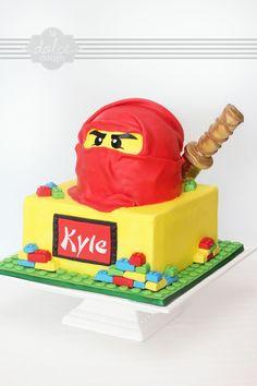 Ninjago Cake — Children's Birthday Cakes