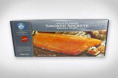 Alaska Smoked Salmon - Copper River Seafoods, Inc. - 2 Pack Gift Set - Alaska Smoked Sockeye Salmon (24 oz. each - 48 oz. total) - http://www.yourgourmetgifts.com/alaska-smoked-salmon-copper-river-seafoods-inc-2-pack-gift-set-alaska-smoked-sockeye-salmon-24-oz-each-48-oz-total/