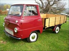 1960 Ford Thames drop-side truck for sale - www.classiccarsforsale.co.uk