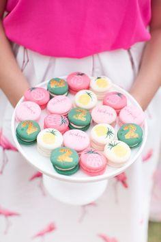 Style Me Pretty | Flamingo Party