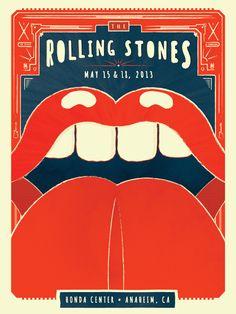 Stylish Rolling Stones Artworks