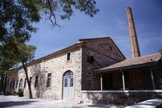 Museum of Industrial Olive Oil Production in Agia Paraskevi village, Lesvos island, northeast Aegean sea, Greece Stuff To Do, Things To Do, What To Do Today, Places To See, Trip Advisor, The Good Place, Greece, Museum, Island