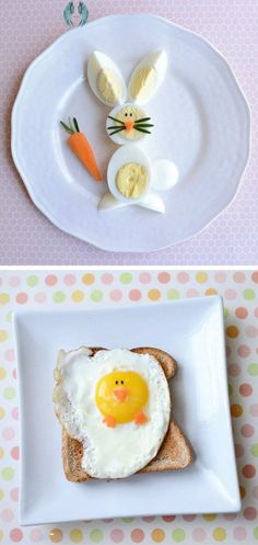 A Day's Worth Of Creative Easter Eats (Breakfast, Lunch, Snack & Treats - Oh My!) - what moms love Fun Easter Food Ideas for Kids | Creative Easter themed recipes to make for your children for Breakfast, Brunch, Lunch or a Healthy Snack. Plus, sweet treats and desserts that are perfect for your child's school class party or just for fun - super cute yet easy including cakes, bark, brownies, peeps, bunnies, lambs, mini eggs, rice krispies and more!<br> Your kids can eat the Easter Bunny all… Breakfast Party Foods, Snacks Für Party, Eat Breakfast, Breakfast For Kids, Easy Snacks, Breakfast Recipes, Healthy Snacks, Breakfast Ideas, Brunch Ideas
