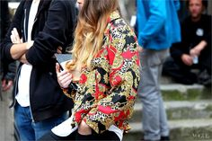 Day 5 - click on the photo to see more street style inspiration
