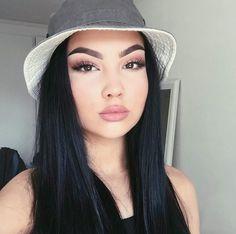 How cute is Amanda in our 'Astrid' lashes Eyebrows On Fleek, Makeup On Fleek, Flawless Makeup, Makeup Tips, Beauty Makeup, Face Makeup, Hair Beauty, Beauty Trends, Beauty Hacks