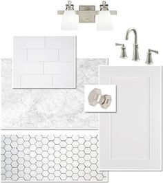 Digital Design Boards eclectic bathroom