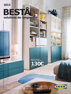 Ikea - Besta .Solutions de rangement