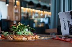 Lunch Specials.  Tagesessen bei Cafe Denkbar, Stuttgart (Hohenheim)