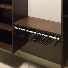 Wilden Walk-In - transitional - Closet - Other Metro - STOR-X Organizing Systems, Kelowna