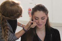 Un maquillage naturel pour shooting de mode - Mathilde Wurtz