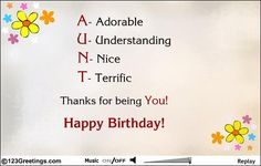 23 Best Happy Birthday Aunt Images Birthday Wishes Anniversary