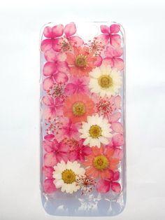 Annys workshop手作押花手機保護殼,適用於HTC ONE A9, 爭艷, PRESSED FLOWERS PHONE CASE