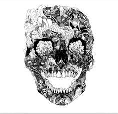 skull..