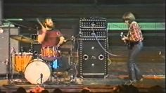 "Creedence Clearwater Revival - ""Fortunate Son ON THIS DAY IN 1969 - November 22 - ""Fortunate Son"" reaches on the Billboard Hot 100 chart. Here's th eband a year later, performing the song at the Royal Albert Hall. Hippie Music, 70s Music, Rock Music, Love Songs Lyrics, Music Songs, Music Videos, Music Lyrics, Creedence Clearwater Revival, Alive Lyrics"