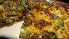Σουφλέ με σπανάκι τέλειο !!! -idiva.gr Cookbook Recipes, Cooking Recipes, Healthy Recipes, Different Recipes, Other Recipes, Cetogenic Diet, Fast Easy Meals, Spinach Recipes, Pizza
