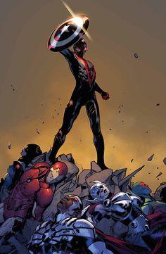 Spider-Man 2Los Vengadores han sido derrotados y Miles Morales es el único de ellos que permanece en pie frente a un villano con el poder de destruir el Universo. Pero lo peor de todo es que mientras pelea con él, sus notas se van por el retrete.