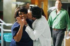 Grey's Anatomy - Behind the Scene Photo.