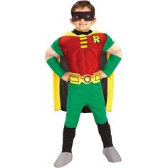 Robin Child Dlx Large