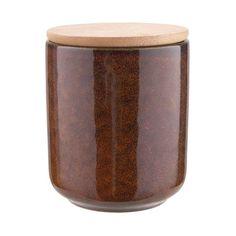 A královnou mezi odkládacími dózami se stává QUEEN IT. Vzhledu dominuje moderní design v červené barvě a díky praktickému bambusovému víku se silikonovým těsněním bezpečně uschová jakýkoliv obsah. K dostání různé velikosti a varianty, které budou skvěle vypadat jak v koupelně, tak v kuchyni, na polici i na prostřeném stole. Ideálně kombinujte. Butler, Ottoman, Sweet Home, Queen, Canning, Table, Home Decor, Stoneware, Bamboo