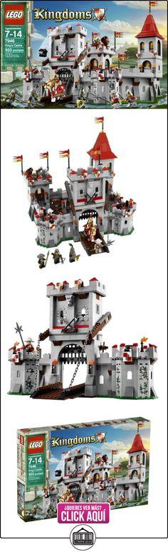 LEGO Castle King's 933pieza(s) juego de construcción - juegos de construcción (7 año(s), 933 pieza(s), 14 año(s), Multicolor, 27 cm)  ✿ Lego - el surtido más amplio ✿ ▬► Ver oferta: https://comprar.io/goto/B003F7YHXQ