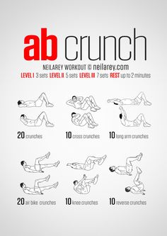 Crunch Workout