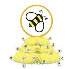 Buzz Centerpiece 6ct by Creative Converting. $19.38. Bulk by the Case, Buzz Centerpiece 6ct. For each case you will receive 6 individual packages that contain 1ea. Great for large Birthday Parties, Church Events, Sporting Events, Company Parties, Charity Events and more! You save big when you buy our Party Supplies by the case!