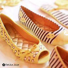 Modelos Petite Jolie Verão 2014 na cor Amarelo Sonho. Veja a coleção completa em www.petitejolie.com.br