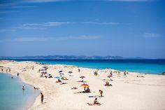 Platja de Ses Illetes (Formentera)