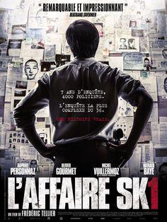 Critique Ciné : L'AFFAIRE SK1 de Frédéric Tellier