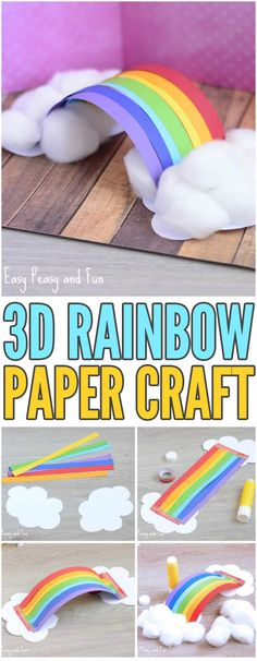 Read more about fun craft activities for kids Spring Crafts For Kids, Paper Crafts For Kids, Crafts For Kids To Make, Craft Activities For Kids, Paper Crafting, Sensory Activities, Winter Activities, Simple Kids Crafts, September Activities