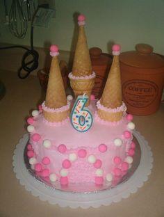Princess Cake — Childrens Birthday Cakes