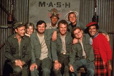 M*A*S*H (1972–1983)  Cast and history: http://www.imdb.com/title/tt0068098/  Theme music: http://youtu.be/QtYBuVxLbr0