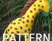 Swan Knitting Pattern, PDF. $5.00, via Etsy.