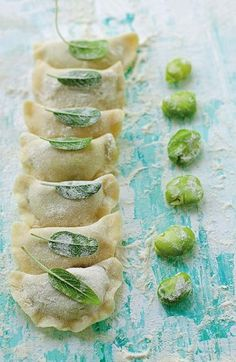 Asian Recipes, New Recipes, Ethnic Recipes, Magic Recipe, Polish Recipes, Appetisers, Dumplings, Appetizer Recipes, Ravioli