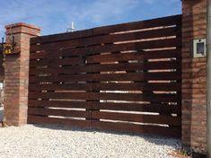 Garden Design, House Design, Horizontal Fence, Cabinet Furniture, Ideas Para, Gate, Multi Story Building, Landscape, Facebook