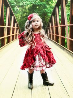 Songbird Dress Ares would so rock this dress! Cute Outfits For Kids, Cute Kids, Festival Dress, Stylish Kids, Kid Styles, Chic Dress, Beautiful Babies, Baby Dress, Cool Girl
