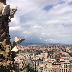 Barcelona desde el aire