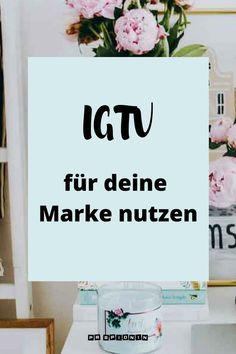 IGTV ist hier! Aber ist der neue Instagram-TV Kanal etwas für dich? #instagram #igtv