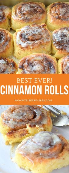 Try these easy and best cinnamon rolls recipe- you will love this. So delicious for breakfast and dessert too. Pioneer Woman Cinnamon Rolls, Quick Cinnamon Rolls, Cinnamon Desserts, Cinnamon Bread, Scones, Breakfast Recipes, Dessert Recipes, Rolls Recipe, Baking Recipes