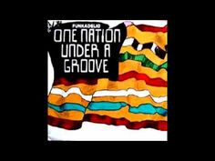 """Funkadelic - One Nation Under A Groove [12"""" Limited Edition Remix]. Shake your ass kind of music"""