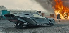 Life imitates art: 6 key artefacts in Blade Runner 2049 and the hidden stories they tell. - Film and Furniture Blade Runner Car, Blade Runner Spinner, Blade Runner 2049, Neo Japan 2202, Blade Runner Wallpaper, Cyberpunk, Tesla Pickup, Science Fiction, Digital Art