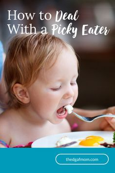 End the dinner time drama with these tips to help you deal with a picky eater. Picky eaters can be so frustrating, but there's a better way to enjoy your meals as a family and stop the food fights. Picky eater, fussy eater. Healthy Toddler Meals, Toddler Food, Picky Eaters Kids, Fussy Eaters, Good News, Dinner Ideas, Drama, Parenting, Children