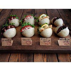 查看 @naho628 的這張 Instagram 相片 • 3,368 個讚 Japanese Bread, Asian Cake, Cute Bento, Food Displays, Bento Box, Light Recipes, Food Design, Food Truck, Food Photo