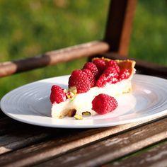 Laskominy od Maryny: Malinový cheesecake z ricotty
