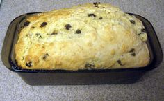 St. Patrick's Day Food - Irish Soda Bread - No Time For Flash Cards