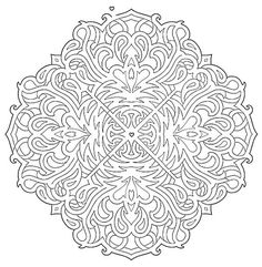 Heart healthy recipes for picky eaters adults children Pattern Coloring Pages, Mandala Coloring Pages, Animal Coloring Pages, Printable Coloring Pages, Adult Coloring Pages, Mandalas Painting, Mandala Art, Celtic Mandala, Colouring Pics