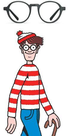 Waldo Eyewear by Warby Parker