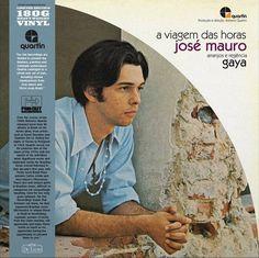 José Mauro - A Viagem Das Horas + (LP) New Set, Artist, The Journey, Products, Artists